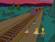 Bart on the Road 106