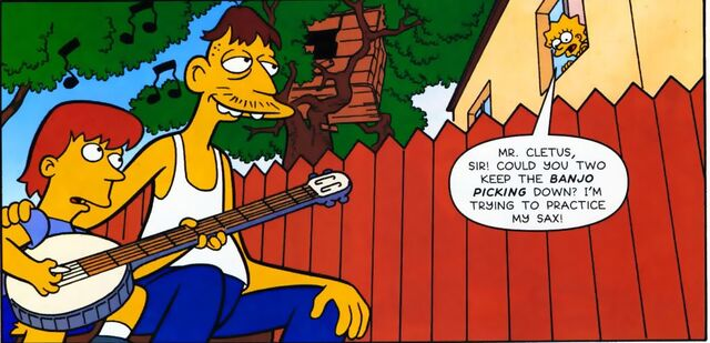 File:Q-Bert Meets Lisa.JPG