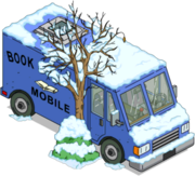 Book burning mobile christmas Tapped Out