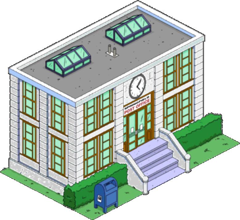 springfield post office simpsons wiki fandom powered