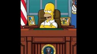 Homer simpson theme song
