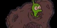 Meteor Alien