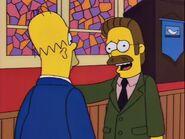 Homer Loves Flanders 91