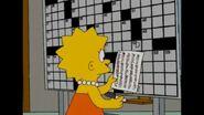 Homer and Lisa Exchange Cross Words (166)