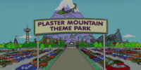 Plaster Mountain Theme Park