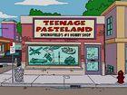 Teenage pasteland
