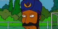 Jesminder Bhamra's father