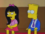 Bart's Girlfriend 100