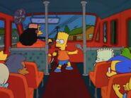 Bart the Daredevil 74