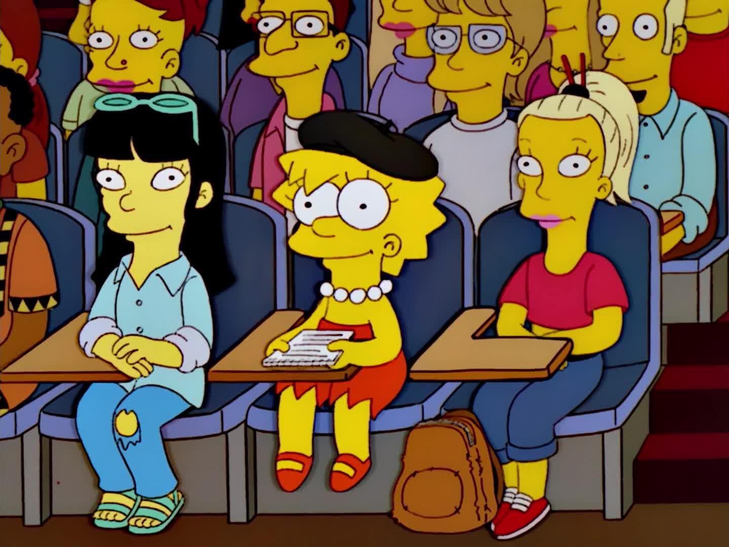 Симпсоны лиза 18 29 фотография