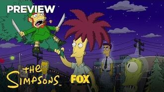 The Tree House Of Horror Goes Mad Season 28 Ep. 4 THE SIMPSONS