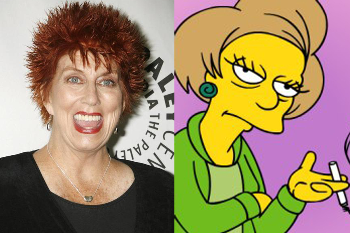 marcia wallace simpsons tribute