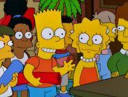Bart vs. Lisa vs. the Third Grade 74A