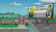 Holidays of Future Passed Billboard Gag