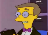 Waylon Smithers, Jr. young in I Married Marge 2