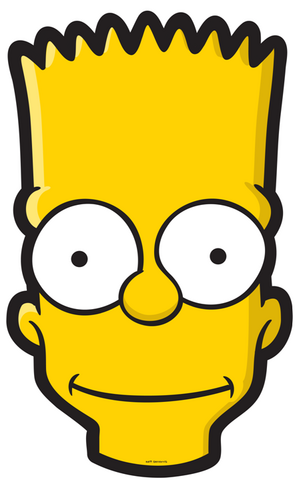File:Bart Simpson Head.PNG