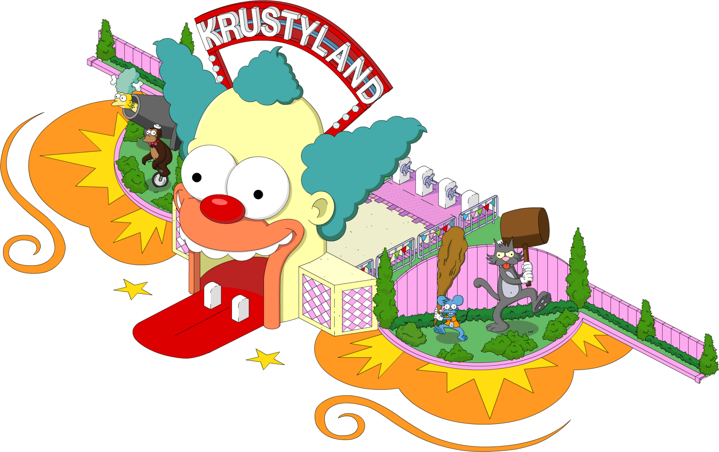 Image result for Krustyland