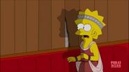 Lisa Simpson Shading 3