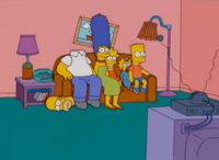 Laser Beam Couch Gag 2-2