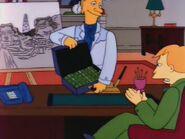 Mr. Lisa Goes to Washington 113