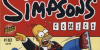 Simpsons Comics 183