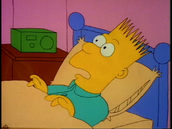 Bart Questions the Mind (Good Night)