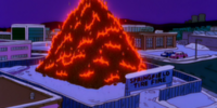 The Great Tire Fire