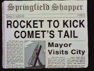 Bart's Comet 63