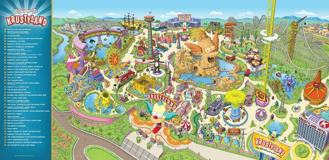 File:The Simpsons Ride Map of KrustyLand.jpg