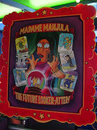 File:The Simpsons Ride Madame Manjula The Future Looker-Atter! Poster.jpg