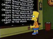 Simpsons-organ
