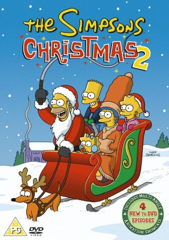 The Simpsons Christmas 2 | Simpsons Wiki | FANDOM powered by Wikia