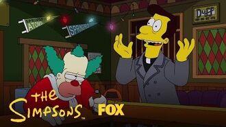 Krusty Has A Spiritual Awakening Season 28 Ep. 10 THE SIMPSONS