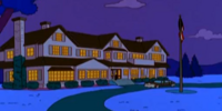Mayor Quimby's mansion