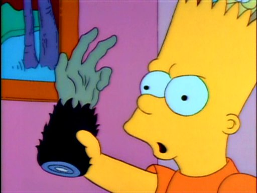 Image result for the simpsons treehouse of horror ii