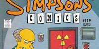 Simpsons Comics 119