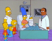 Marge-simpson-broken-leg
