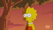 Lisa Simpson Shading 4