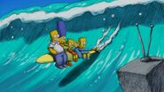 Married to the Blob Couch Gag - 9