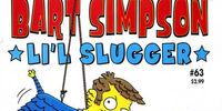 Bart Simpson Comics 63