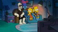 Treehouse of Horror 24 Couch Gag