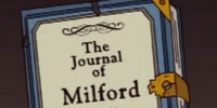 The Journal of Milford Van Houten