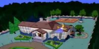 Homer and Mindy's Mansion