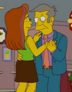 Skinner dances with Calliope
