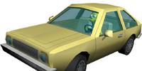 Nerd's Car