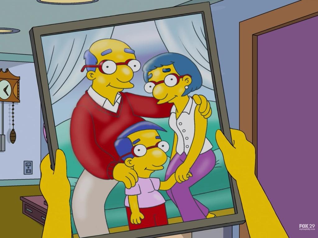 Les personnages des Simpson : la famille Van Houten