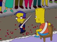 Bart and Milhouse
