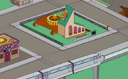 Exit Through Kwik-E-Mart Couch Gag 3