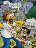 Frank Grimes Zombie