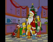 The Simpsons' Christmas Message -00013